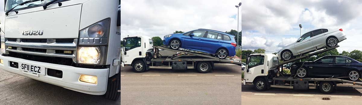 Car Transporter Worcester